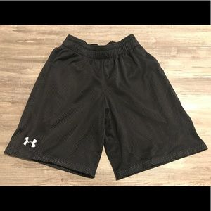 Under Armour Mesh Athletic Shorts